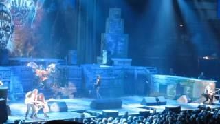 Iron Maiden - The Great Unknown - Dallas, Texas June 23, 2017