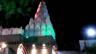 Путешествие по Индии с Марией Карпинской. Серебряный храм Шивы и Шакти в Солапуре.