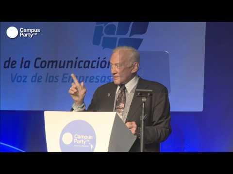 CPMX4 - Buzz Aldrin