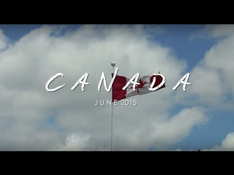 8 Days in Canada | Travel diary 2015