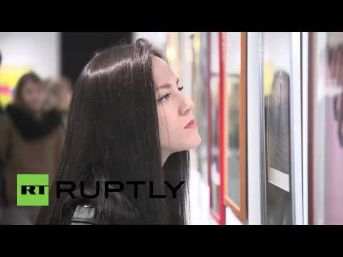 Russia: Culture-vultures pour out for Moscow's free 'Night of the Arts'