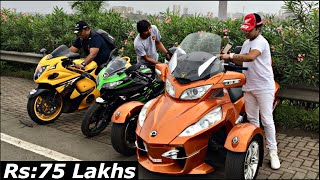 Can-Am Spyder RT Limited | Only 1 In INDIA