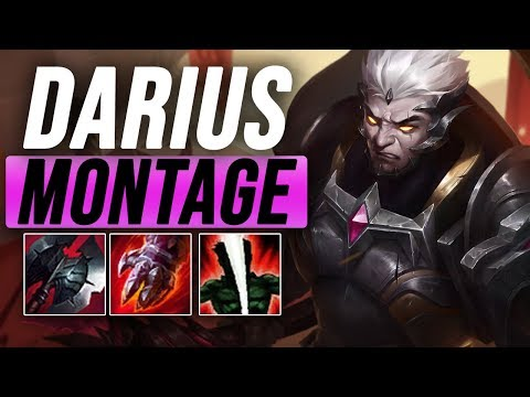 Darius Montage 15 - Best Darius Plays 2019 - League of Legends thumbnail