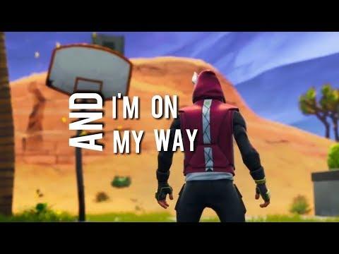 lirik-lagu-on-my-way-alan-walker,-sabrina-carpenter-&-farruko-versi-fortnite