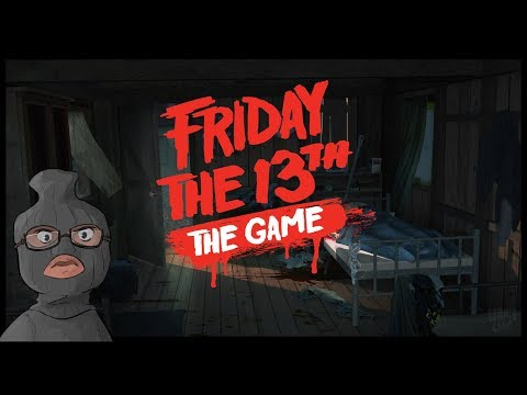 Gaming w/ Jackmove: Friday The 13th F*ckery!!! w/ Discord Crew (Twitch Stream)