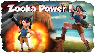 """ZOOKA POWER!"" Boom Beach - Insane Waterloo Takedown!"