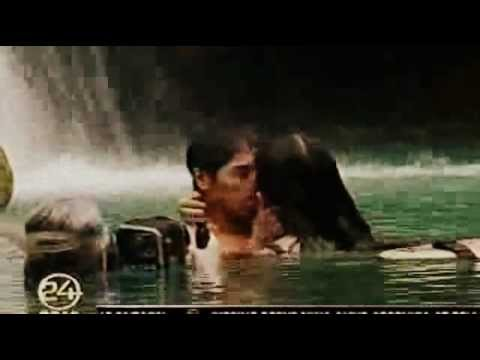 Scene Kissing Bela Padilla