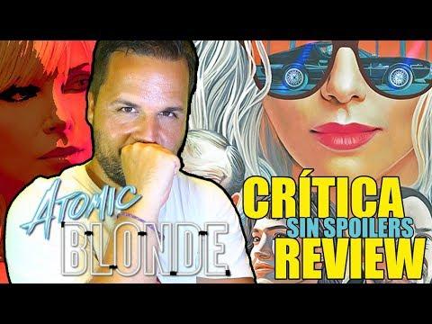 Atómica (Atomic Blonde) - CRÍTICA - REVIEW - OPINIÓN - David Leitch - Charlize Theron,  James McAvoy