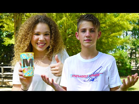 Thumbnail: RAPID WATER TRIVIA! (MattyBRaps vs Madison Haschak)