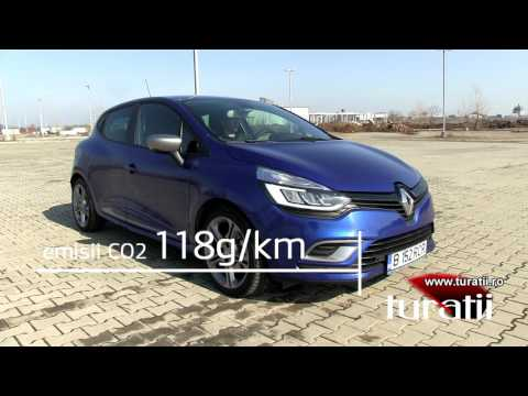 Renault Clio 1.2l TCe GT LINE explicit video 1 of 2