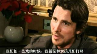 ... Of Christian Bale & Zhang Yimou For 'The Flowers of War' ~ Pt. 2/2