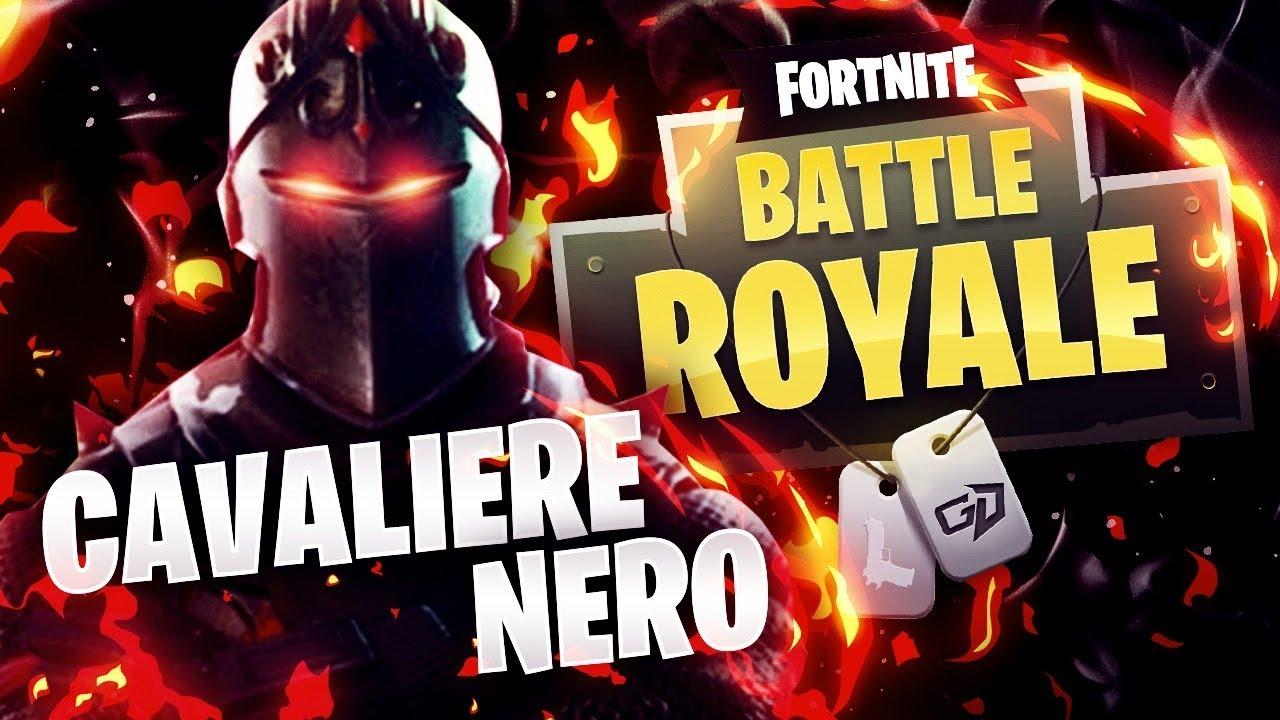 Il Cavaliere Nero E Il Piccone Elettrico Fortnite Battle Royale