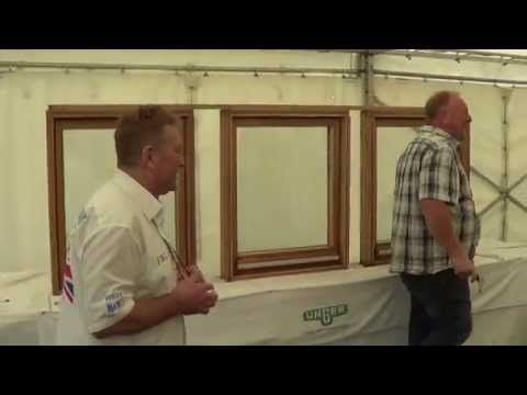2015 Dorset window cleaning show - Mark Munro at speed