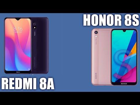 Xiaomi Redmi 8A Vs Honor 8S. Сражение! Кто лучше? 🥇🦾