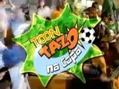 Comercial Elma Chips - Toon Tazo Na Copa