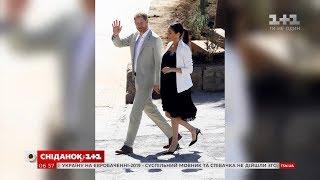Принц Гаррі та Меган Маркл відвідали Марокко