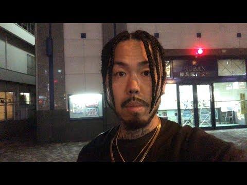 ヤクブーツはやめろ認知度チェック IN 徳島.交番。SHO FREESTYLE TV Part 923
