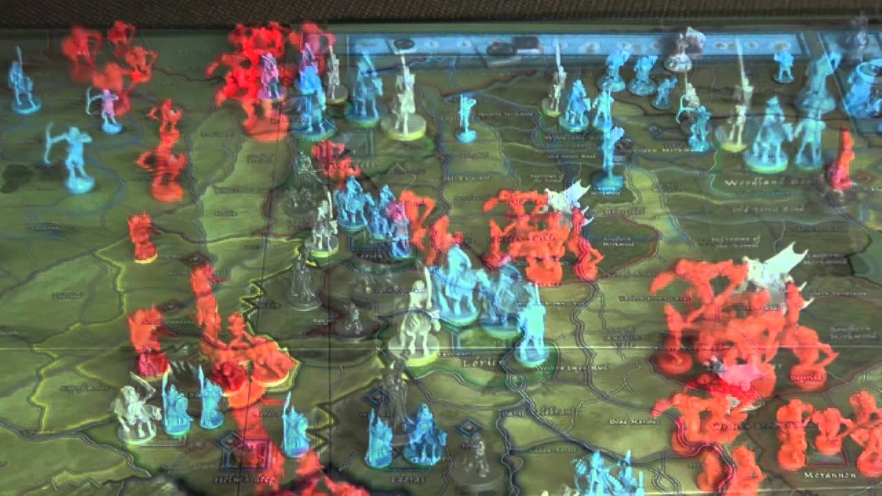how to play war of the ring