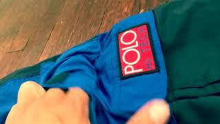 Bake Loington review of the 2018 Polo Ralph Lauren Hi Tech Utility  pant.