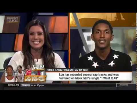 LOU WILLIAMS on why he should win SIXTH man of the year award