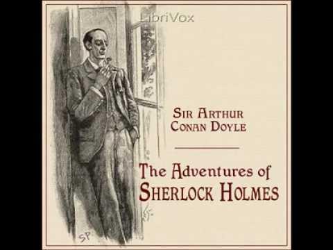♡ Audiobook ♡ The Adventures of Sherlock Holmes, by Sir Arthur Conan Doyle