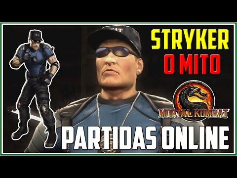 QUEM PODE, PODE...   Mortal Kombat 9 Partidas Online (MK 9 online, diversos personagens)