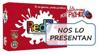 Red7: presentación y partida