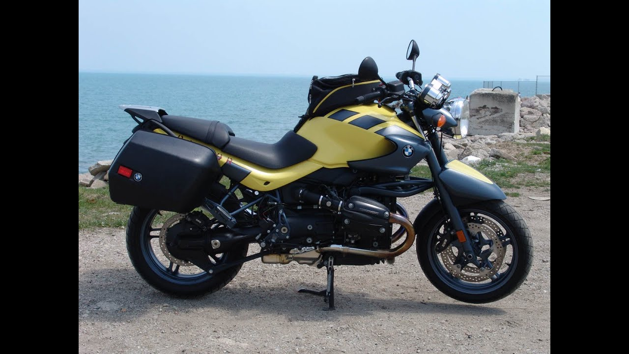 2002 bmw r1150r yellow jacket youtube. Black Bedroom Furniture Sets. Home Design Ideas