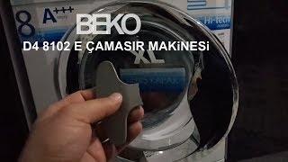 Beko Çamaşır makinesi kapak tamiri