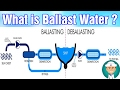 What is Ballast Water?