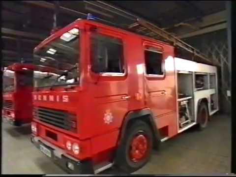 Fire Service College June 1992
