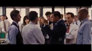 Wolf of Wall Street Leonardo DiCaprio Pump up Speech HD