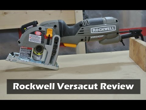 Rockwell versacut mini circular saw review youtube greentooth Images