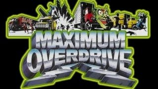 The Films of Stephen King - Maximum Overdrive (1986)