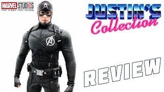 Hot Toys Exclusive Concept Art Captain America Review - ACGHK 2018