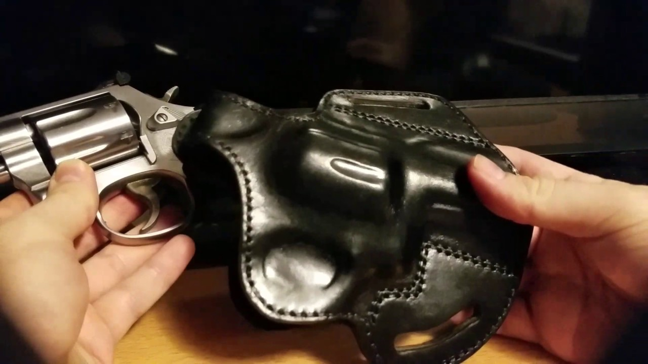My Thoughts On A 686 Plus Revolver