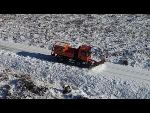 MSP L Snow Plough - Winter Road Maintenance - RASCO (English)