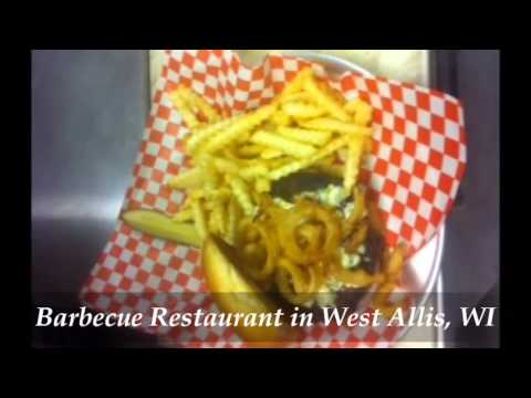Barbecue Restaurant West Allis Wi Double Bs Bbq Burgers Youtube