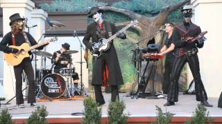 Steam Powered Giraffe: Ju Ju Magic