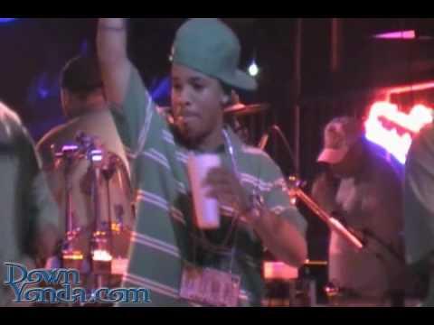 Plies - Shawty (Live @ Club LA)