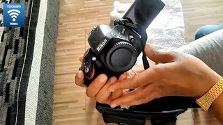 Nikon D5100 DSLR Camera Unboxing | Best Budget DSLR Camera For Youtube Under 30k Review in HINDI