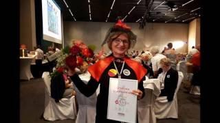 dr Krystyna Krzekotowska w Katowicach na XX Zjeździe Krystyn