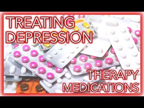 How to TREAT DEPRESSION? - cognitive behavioral therapy vs anti depressants