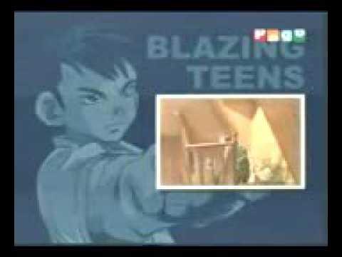 Blazing teens in title song in urdu