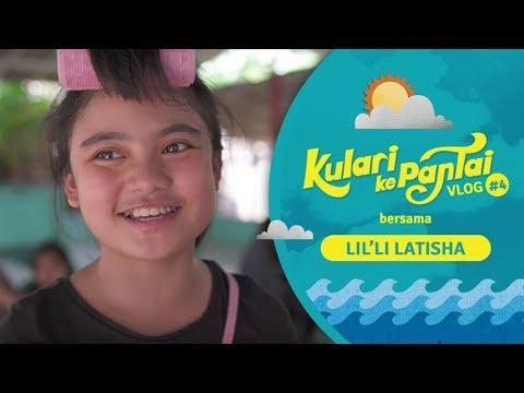 Vlog Kulari Ke Pantai #04 Bersama Lil'Li Latisha