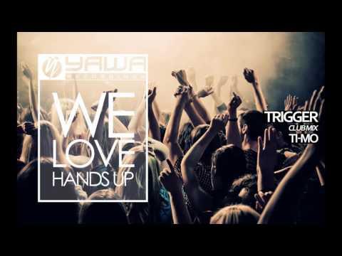 We Love Hands Up - Mix #001 ► Mixed by Jens O. @ YAWA Recordings ◄