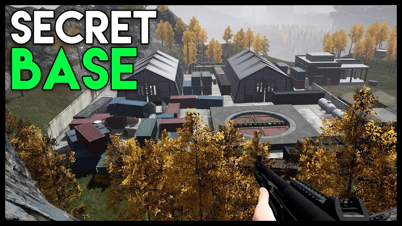 The Devs Hid This Secret Base From Us Mist Survival Gameplay Part 10 Youtube Basic base and crafting guide. the devs hid this secret base from us mist survival gameplay part 10