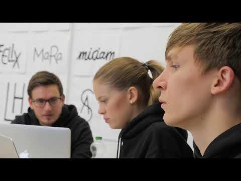 1st Blockchain Hackathon in Stuttgart - Imagevideo