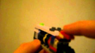 Lego Pug 22. Revolver
