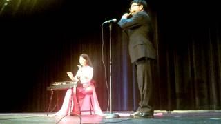 Song Tấu Sáo Bầu  của Diễm Hương và Đào Công Minh (Take 1)